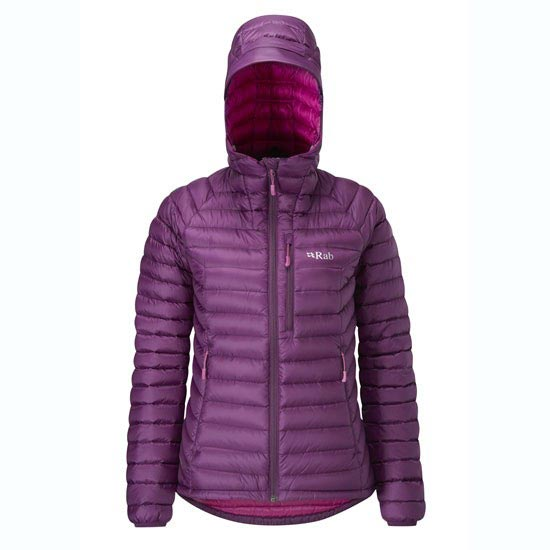 Rab Microlight Alpine W - Berry