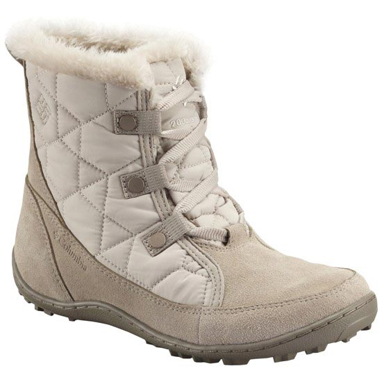 Columbia Minx Shorty Omni-Heat W - Fawn/Pebble