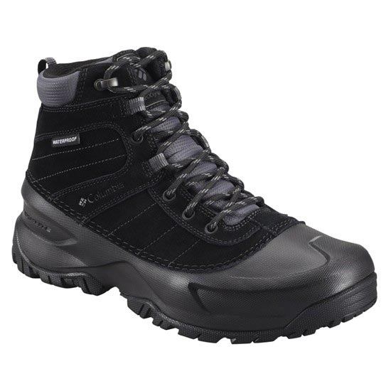 Columbia Snowblade Waterproof - Black/ Charcoal
