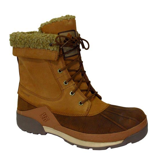 Columbia Bugaboot Original Tall Omni-Heat - Autumn Bronze/ Stone