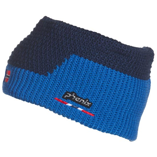Phenix Norway Alpine Team Head Band - Blue/Deep Blue