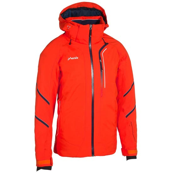 Phenix Lightning Jacket - Orange