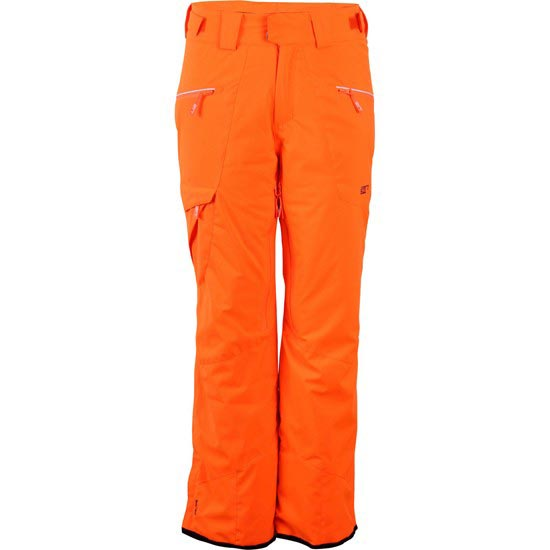2117 Pants Timmersdala - Signal Orange