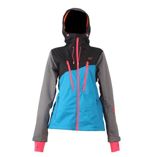 2117 Jacket 3L Vidsel W - Blue Diva Pink