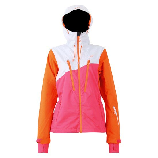 2117 Jacket 3L Vidsel W - Diva Pink Orange