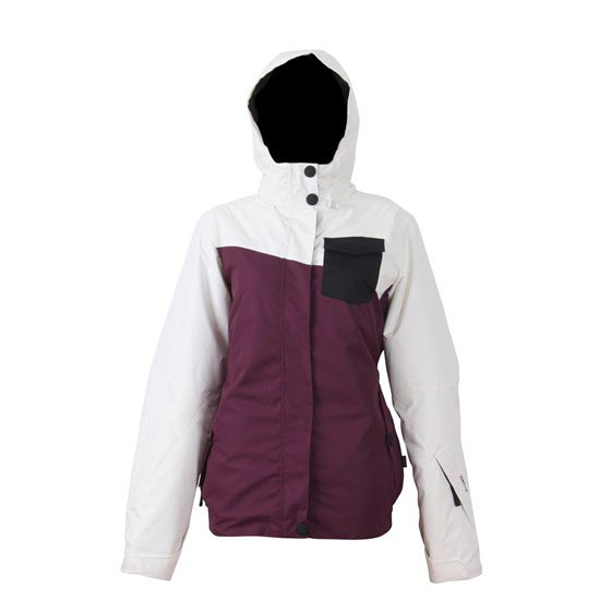 2117 Jacket Domsjo W - Dark Lavender