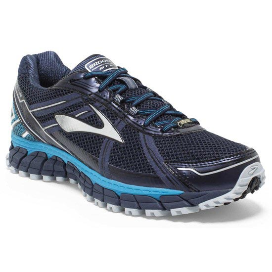 Brooks Adrenaline ASR 12 GTX - Deep Blue
