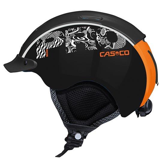 Casco Mini Pro - Black/Orange