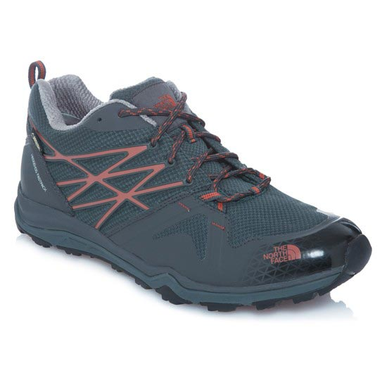 The North Face Hedgehog Fastpack Lite GTX - Spruce Green/Arabian Spice