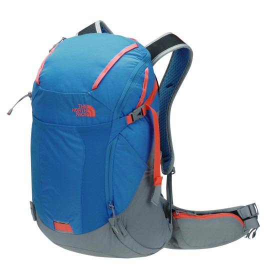 The North Face Aleia 22 - Clear Lake Blue/Radiant Orange