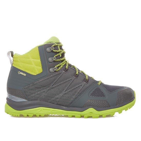 The North Face Ultra Fastpack 2 Mid Gtx - Spruce Green/Macaw Green