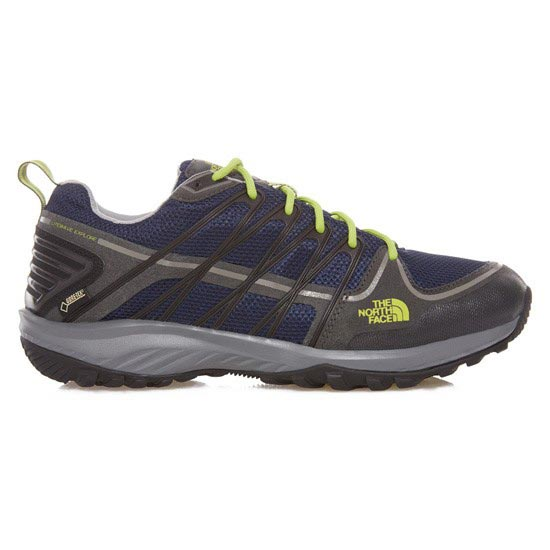 The North Face Litewave Explore Gtx - Cosmic Blue/Dark Shadow Grey
