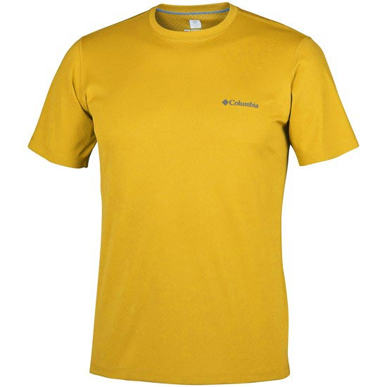 Columbia Zero Rules Short Sleeve Shirt - Stinger