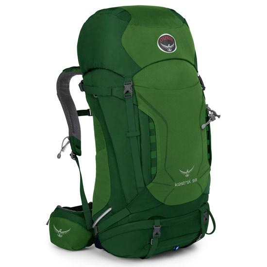 Osprey Kestrel 58 - Jungle Green