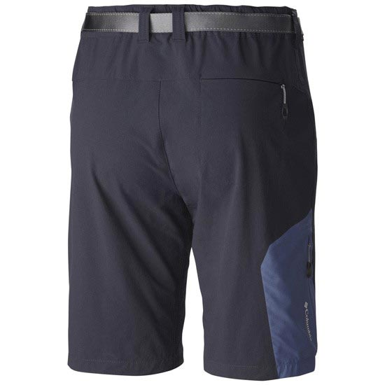 Columbia Titan Peak Short W - Photo de détail