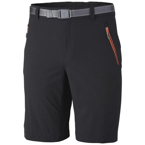 Columbia Titan Peak Short - Black