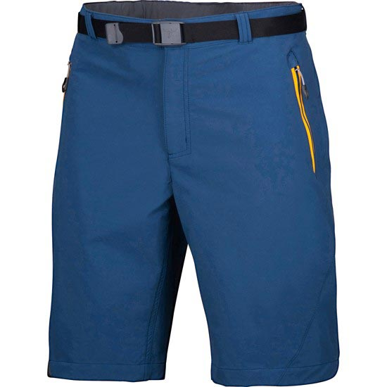 Columbia Titan Peak Short - Super Blue