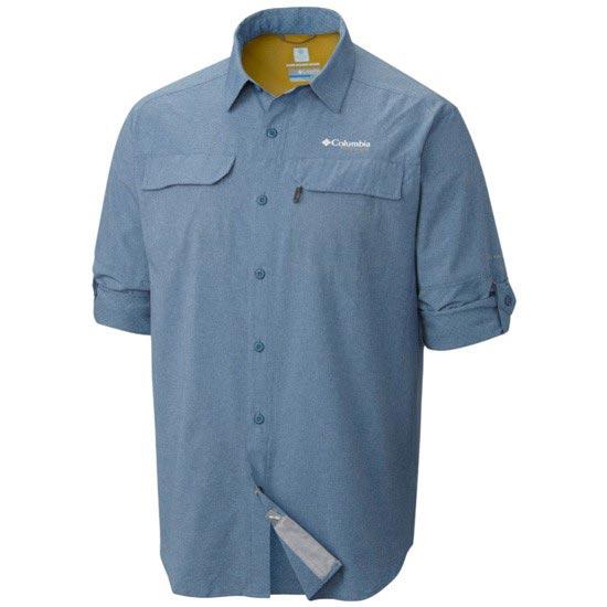 Columbia Irico Long Sleeve Shirt - Photo de détail