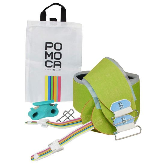 Pomoca Climb Pro Mohair Ready 2 Climb 120 mm - Green