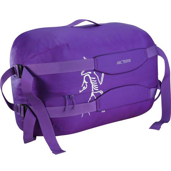 Arc'teryx Carrier Duffel 50 - Ultra Violet
