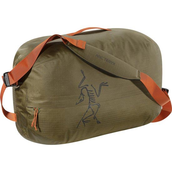Arc'teryx Carrier Duffel 35 - Dark Moss