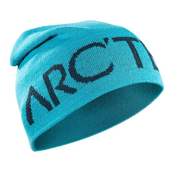 Arc'teryx Word Head Long Toque - Blue Pytho