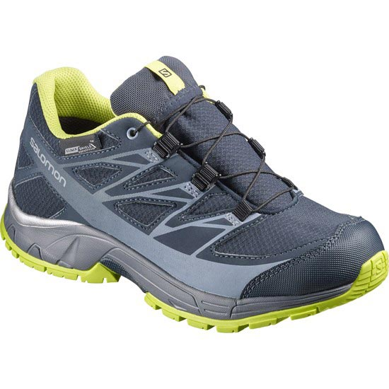 Salomon Wings CSWP Jr - Black/ Geko