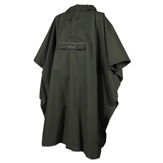 Mac In A Sac Mias Origin Poncho - Khaki