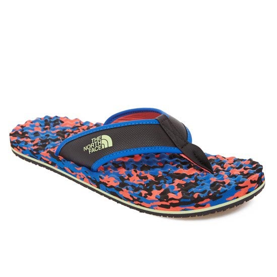 The North Face Base Camp Flip-flop - TNF Black/Budding Green
