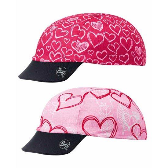 Buff Child Cap Pink Love -