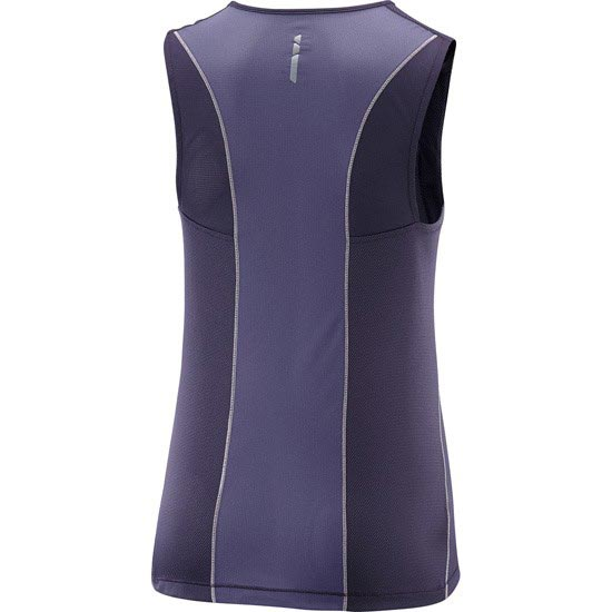 Salomon Trail Runner Sleeveless Tee W - Photo de détail