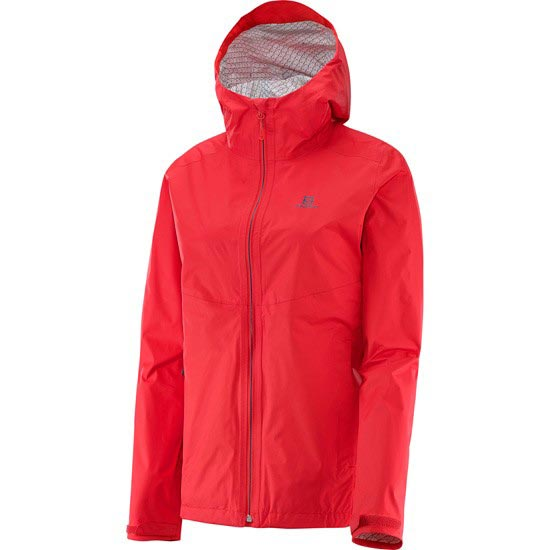 Salomon Nebula 2.5L Jacket W - Infrared