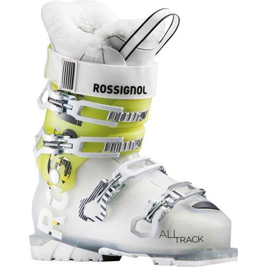 Rossignol Alltrack Pro 80 W - Transparent/Citrus