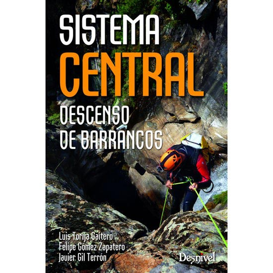 Ed. Desnivel Sistema Central. Descenso de barrancos -