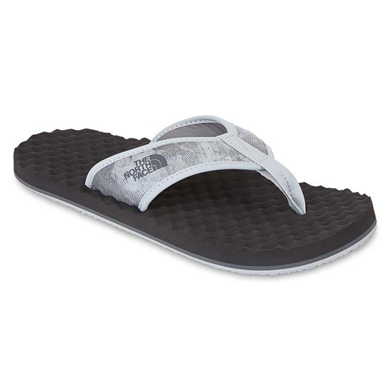 The North Face Base Camp Flip-flop - High Rise Grey/Phantom Grey