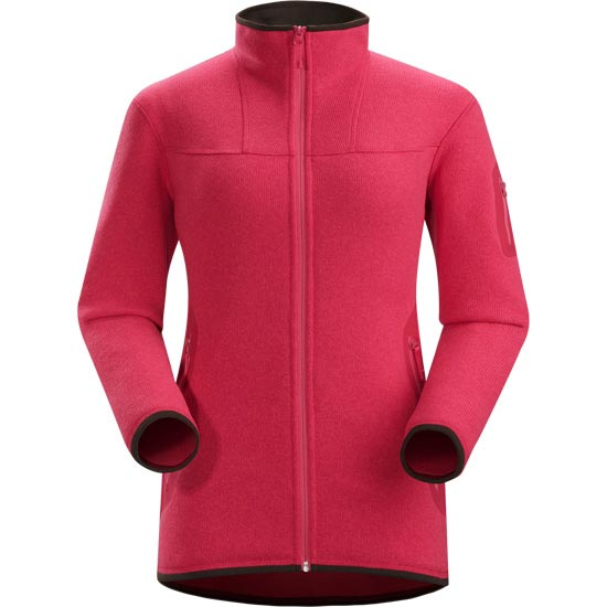 Arc'teryx Covert Cardigan W - Pink Tulip