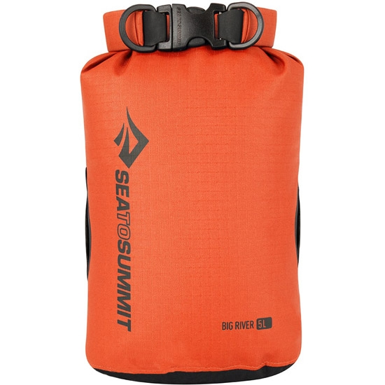 Sea To Summit Big River Dry Bag 5L - Naranja