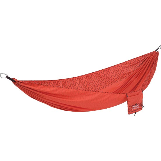 Therm-a-rest Slacker Hammock Double - Cayenne Print