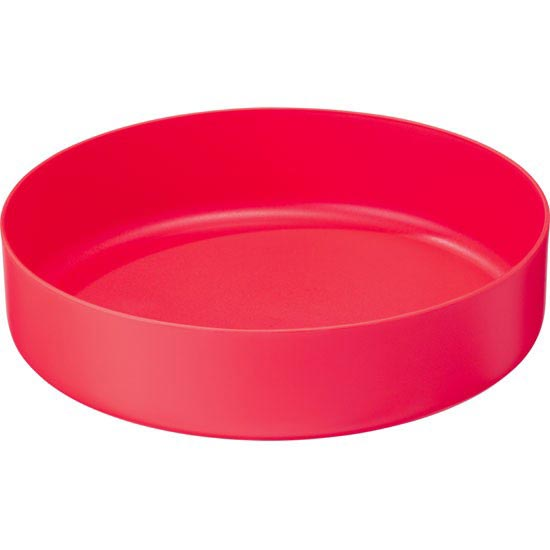 Msr DeepDish Plate - Rouge