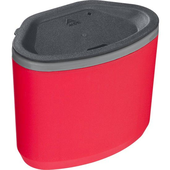 Msr Insulated Mug, Stainless Steel - Red