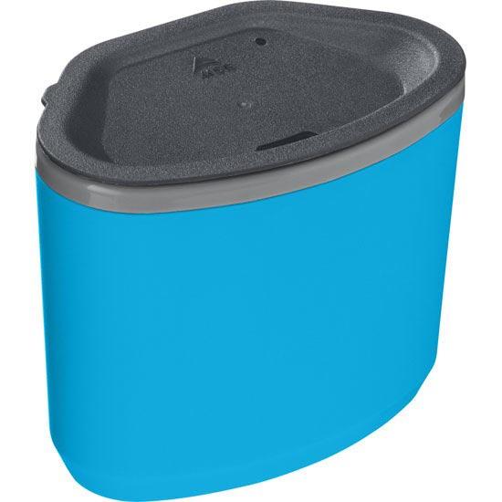 Msr Insulated Mug, Stainless Steel - Blue