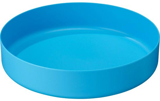 Msr DeepDish Plate - Blue