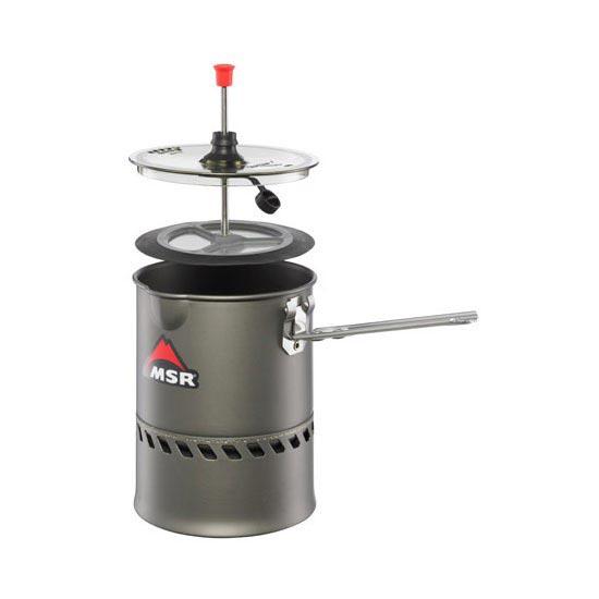 Msr Coffee Press Kit, Reactor 1.0L - Photo of detail