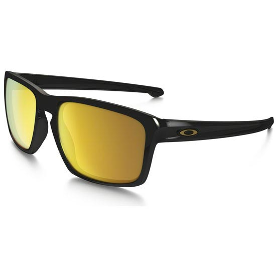 Oakley Sliver - Polished Black/24k Iridium