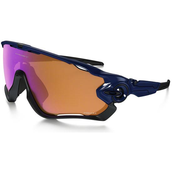Oakley Jawbreaker Prizm Trail - Polished Navy