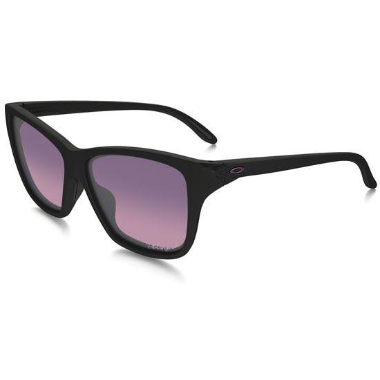 Oakley Hold On Polarized - Polished Black/Rose