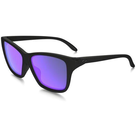Oakley Hold On - Matte Black/Violet Iridium