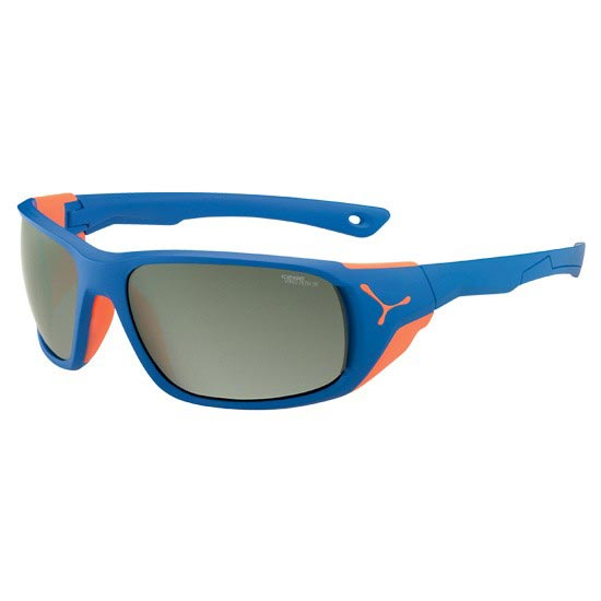 Cebe Jorasses L - Matt Blue Orange