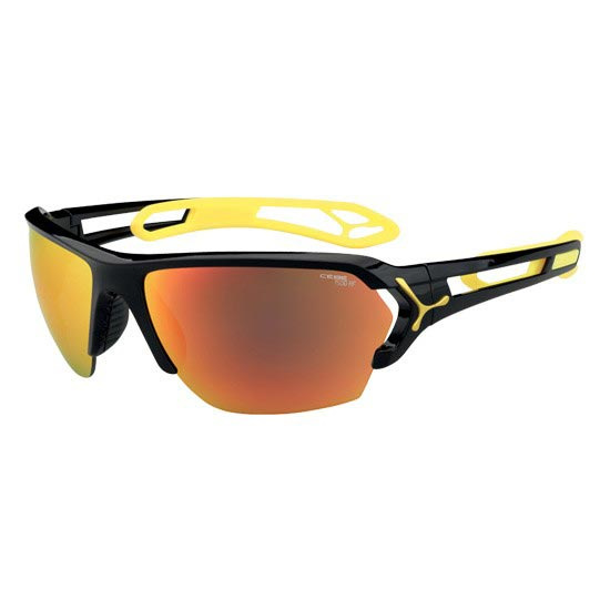 Cebe S'Track L - Black/Yellow