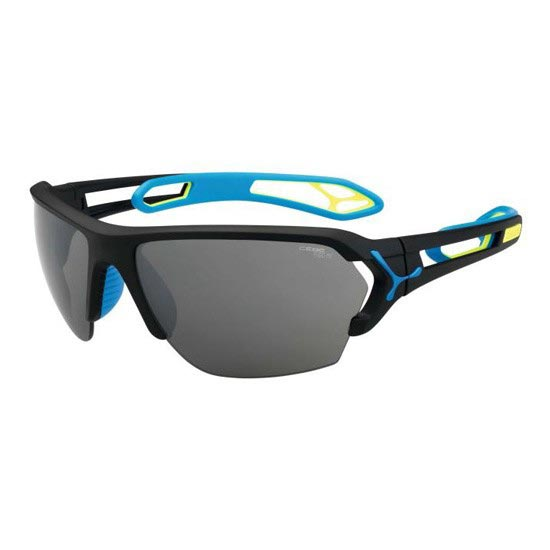 Cebe S'Track L - Matt Black/Blue